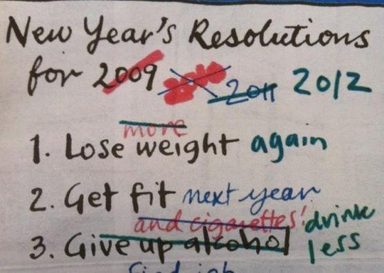 Jak stawiać postanowienia noworoczne, żeby je zrealizować?