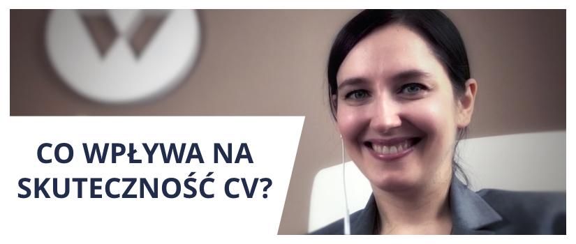 [WIDEO] Co wpływa na skuteczność CV? – Poznaj 7 kluczowych elementów