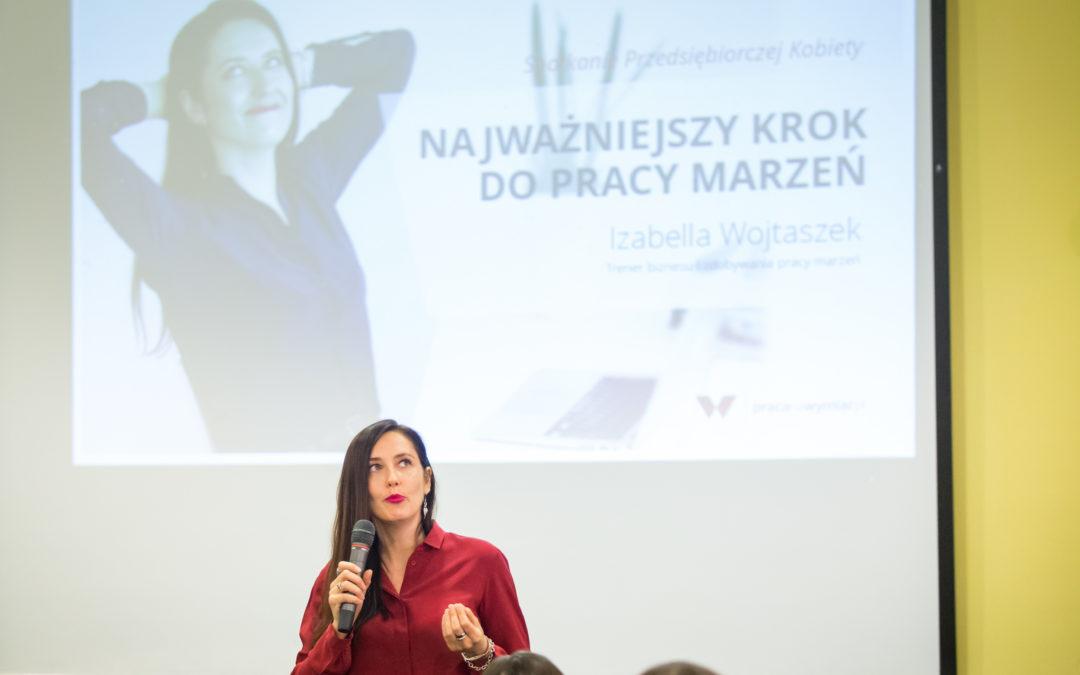 Spotkanie przedsiębiorczej kobiety