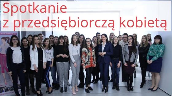 Przedsiębiorcza kobieta w Warszawie – zapraszam na prelekcję