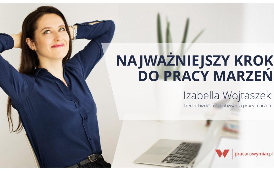 """Zrób """"Najważniejszy krok do pracy marzeń"""" – dołącz na webinar"""