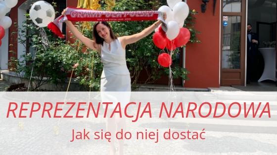 [WIDEO] Jak się dostać do Reprezentacji Polski w piłce nożnej