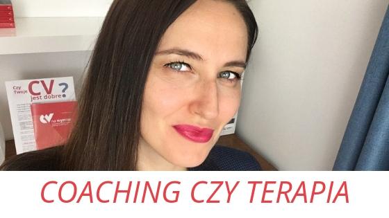 Skorzystać ze wsparcia coacha czy terapeuty? – Zobacz odpowiedz