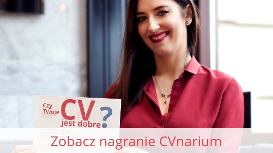 Wrażenia po CVnarium i nagranie