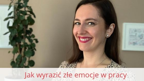 [WIDEO] Jak radzić sobie z emocjami w pracy