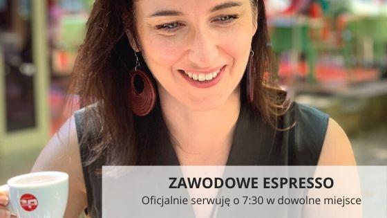 Zawodowe Espresso #0 – Dieta informacyjna na korona-stres